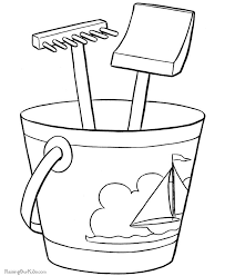 Pin Drawn Chair Coloring Page 12