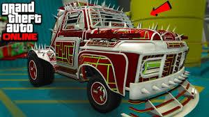 100 Demolition Truck DRAG TRUCK DEMOLITION TRUCK GTA ARENA WAR DLC UPDATE GTA Online