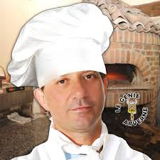 coiffe de cuisine toque de cuisinier style italien