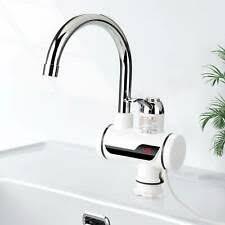 Pudin Armatur Mit Integriertem Durchlauferhitzer Pudin Professional Elektrischer Wasserhahn Durchlauferhitzer