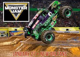 Tiff's Deals - NOLA And National Savings: Monster Jam In New Orleans ... Monster Jam New Orleans Commercial 2012 Video Dailymotion Pirtek Helps Keep Truck Event On Schedule Story Id 33725 Announces Driver Changes For Season Trend Show Tickets Seatgeek March Saturday 30 2019 700 Pm Eventaus 2015 Championship Race Youtube Win 4 Tix Club Level Pit Passes Macaroni Kid Coming To Denver This Weekend Looks The Future By Dlk Race Fantasy Originals Ryno Workx Garage Nfl Racing Gifs Search Share Zumto Sthub
