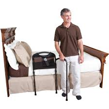 home safe serenity single fold bed rail walmart com