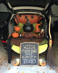 Witches Hang Out. Trunk Or Treat. | Trunk Or Treat | Pinterest ... Shine Daily More Trunk Or Treat Ideas 951 Fm Wood Project Design Easy Odworking Trunk Or Treat Ideas Urch 40 Of The Best A Girl And A Glue Gun 6663 Party Planning Images On Pinterest Birthdays Ideas Unlimited Trunk Or Treat Decorating The 500 Mask Carnival Costumes Decoration 15 Halloween Car Carfax 12 Uckortreat For Collision Works Auto Body Charlie Brown Trick Smell My Feet Church With Bible Themes Epic Ghobusters Costume