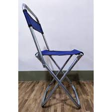 COD A767 Lightweight Heavy Duty Foldable Chair Portable Outdoor Camping  Chair Folding Chair Stool