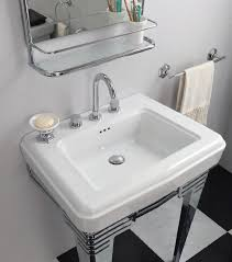 50er jahre vintage 3 loch waschtischarmatur