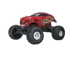 100 Red Monster Truck Traxxas Craniac 110 RTR TRA360941RED