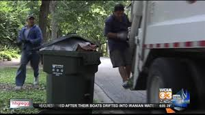 100 Trash Trucks In Action Does Noise Ordinance Apply To Trash Trucks