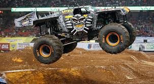 100 Monster Trucks Cleveland OH Feb 1718 Quicken Loans Arena Jam