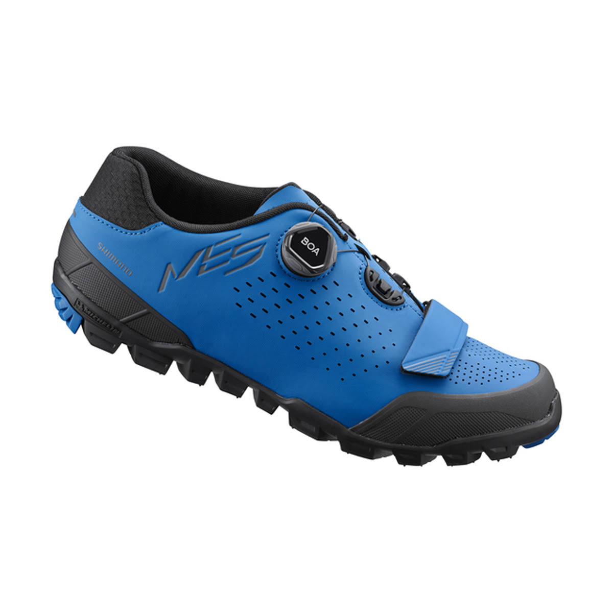 Shimano SH-ME501 Shoes 2020 Men's Size 48 in Blue