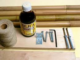 5 diy headboard ideas bamboo sticks bedroom design idea needed