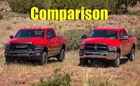 Compared: All Flavors Of The Ram Power Wagon - 2016, 2017, And ...