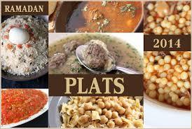 plat de cuisine plats traditionnels algeriens et orientaux ramadan 2014 recettes