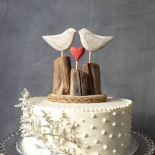 Wedding Cake Cakes Rustic Toppers Best Of Ebay To In Ideas