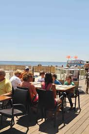 Wharfside Patio Bar Nj by Point Pleasant Features Classy And Centralized Nj Shore