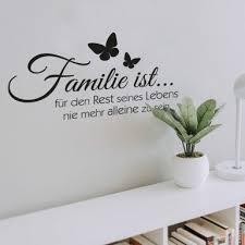 wandtattoos zum thema familie wall de