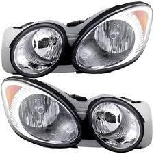 headlights for buick lacrosse ebay