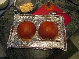 Roasting Pumpkin For Puree by Pumpkin Corkandspoon