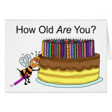 Funny Birthday Card Birthday Candle Beeswax Card