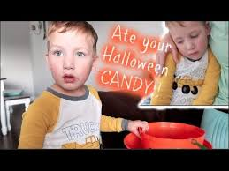 Jimmy Kimmel I Ate All by I Ate All Your Halloween Candy Prank Jimmy Kimmel Prank