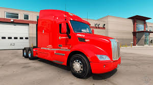 100 Cr England Truck Skin C R For A Truck Peterbilt 579 For American