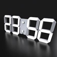 schlussverkauf 43 12 12 wifi elektronische wanduhr
