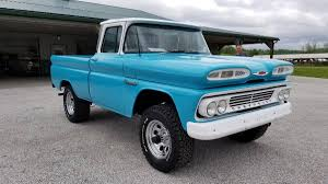 100 Apache Truck For Sale 1960 Chevrolet For Sale 2280982