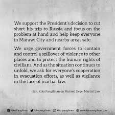 siege social kiko the importance of vigilance after pres duterte s martial