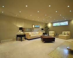 Exposed Basement Ceiling Lighting Ideas by Peachy Basement Ceiling Lights Lighting Milwaukee Electrician