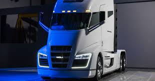 100 Weight Of A Semi Truck Nikola Motors Introduces HydrogenElectric Fortune