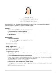 Sample Objectives For Resume Gallery Examples Objective Samples Engineering Wonderful Looking Admirable