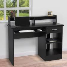 Sauder Edge Water Computer Desk With Hutch by Student Computer Desk Home Office Wood Laptop Table Study Home