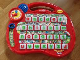 vtech smart alphabet picture desk vtech smart alphabet desk with phonics for sale in swords