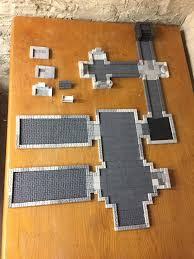 Making 3d Dungeon Tiles by Drakenstone Terrain