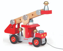 Janod Build & Play Fire Engine, 06498, Janod Fire Truck Fire Truck Electric Toy Car Yellow Kids Ride On Cars In 22 On Trucks For Your Little Hero Notes Traditional Wooden Fire Engine Ride Truck Children And Toddlers Eurotrike Tandem Trike Sales Schylling Metal Speedster Rideon Welcome To Characteronlinecouk Fireman Sam Toys Vehicle Pedal Classic Style Outdoor Firetruck Engine Steel St Albans Hertfordshire Gumtree Thomas Playtime Driving Power Wheel Truck Toys With Dodge Ram 3500 Detachable Water Gun