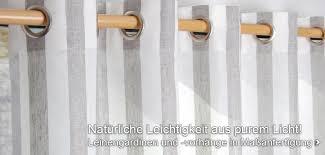 leinengardinen und leinenvorhänge aus edlen leinenstoffen