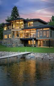 100 Modern Homes Magazine Denali Custom Home In Mound Buckriley House House Design House