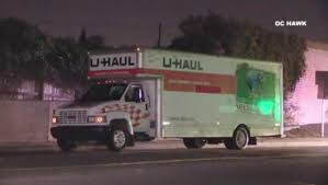 100 U Haul Moving Truck Mobile Drug Lab Discovered Inside A NBC