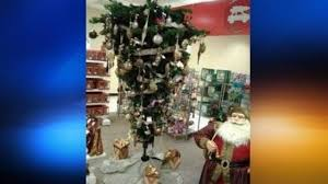 JCPenney Selling Upside Down Christmas Trees