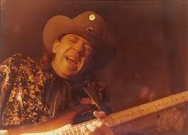 Stevie Ray Vaughan Performing At The Original Lupos Heartbreak Hotel In 70s
