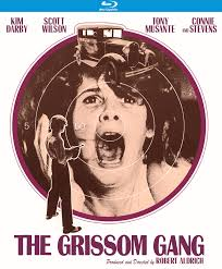 100 Blu Home Video The Grissom Gang Ray Kino Lorber