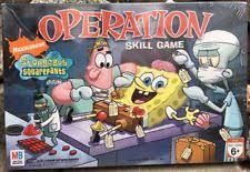 SpongeBob SquarePants Operation Game Board Games New