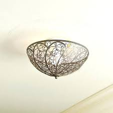 clip on l shades s clip l shade ceiling seedup co