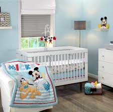 Mickey Mouse Clubhouse Toddler Bed by Fancy Home Baby Nursery Bedding Mickey Mouse Decor Showcasing