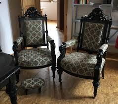wohnzimmer möbel französische gründerzeit jugendstil antik