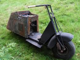 1947 Cushman 50 Series Scooter