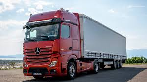 100 Who Makes Mail Trucks A Real Hightech Heavyweight The New Actros DaimlerBlog