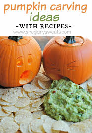 Picture Of Pumpkin Throwing Up Guacamole by Shugary Sweets Top Ten Shugary Sweets