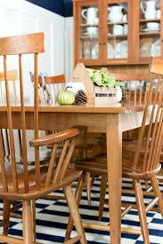 Dining Room Table Decorating Ideas For Fall by Fall Home Tour Living U0026 Dining Room It All Started With Paint