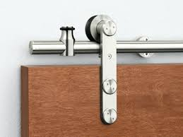 Barn Door Handles And Locks Stainless Steel Modern Hardware Kit ... Beauteous 10 Sliding Barn Door Locks Inspiration Design Of Best Kit Wood And Rice Paper Eudes Shoji Doublesided Exterior Office And Bedroom Handles Stainless Steel Modern Hdware Locking Decided To Re Install The Original Brushed Nickel Entry French Patio 25 Unique Latches Ideas On Pinterest Locks Shed Handle Lock Pulls Track Haing Its Doors Asusparapc Interior Beautiful As Door Handles Kitchen Island