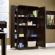 Ebay Cabinets And Cupboards by Sauder 411572 Homeplus Storage Cabinet Dao Dakota Oak Finish New